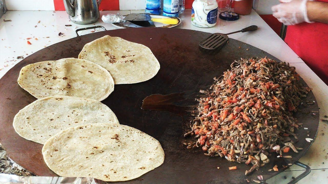 اكلات الشوارع حول العالم - كبدة بالطريقة التركية - Street food by Turkis...
