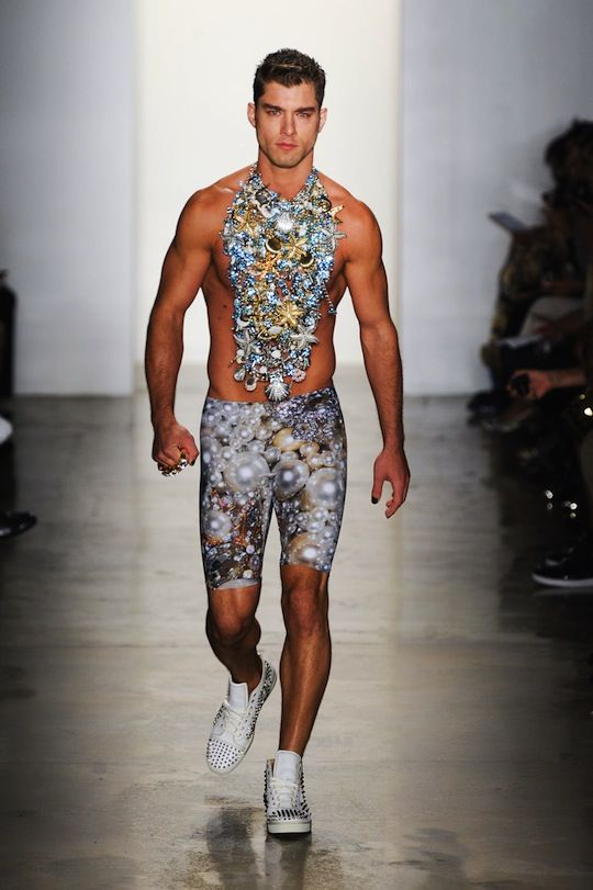 The Blonds Spring/Summer 2013. Well, I know what I'll be wearing next spring.
