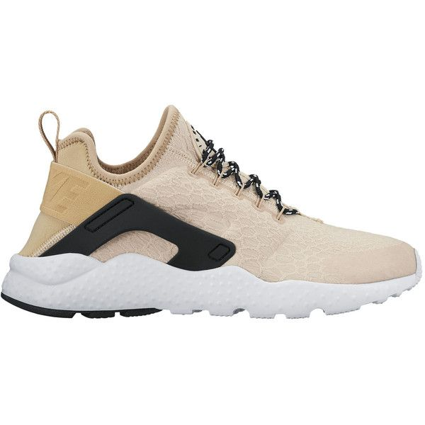 08456a84e0b8a Nike Air Huarache Run Ultra SE ($150) ❤ liked on Polyvore featuring shoes,  athletic shoes, natural, nike, lightweight shoes, nike athletic shoes, nike  ...