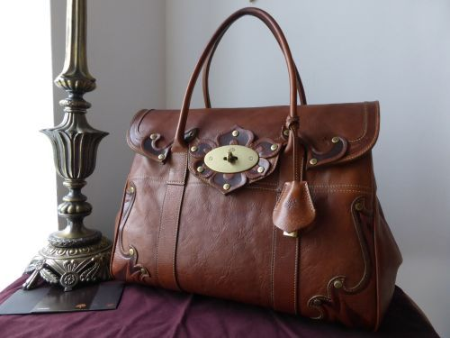 63ed395f4f ... amazon mulberry bayswater in vintage tooled oak darwin leather 3cc0d  3ad0a