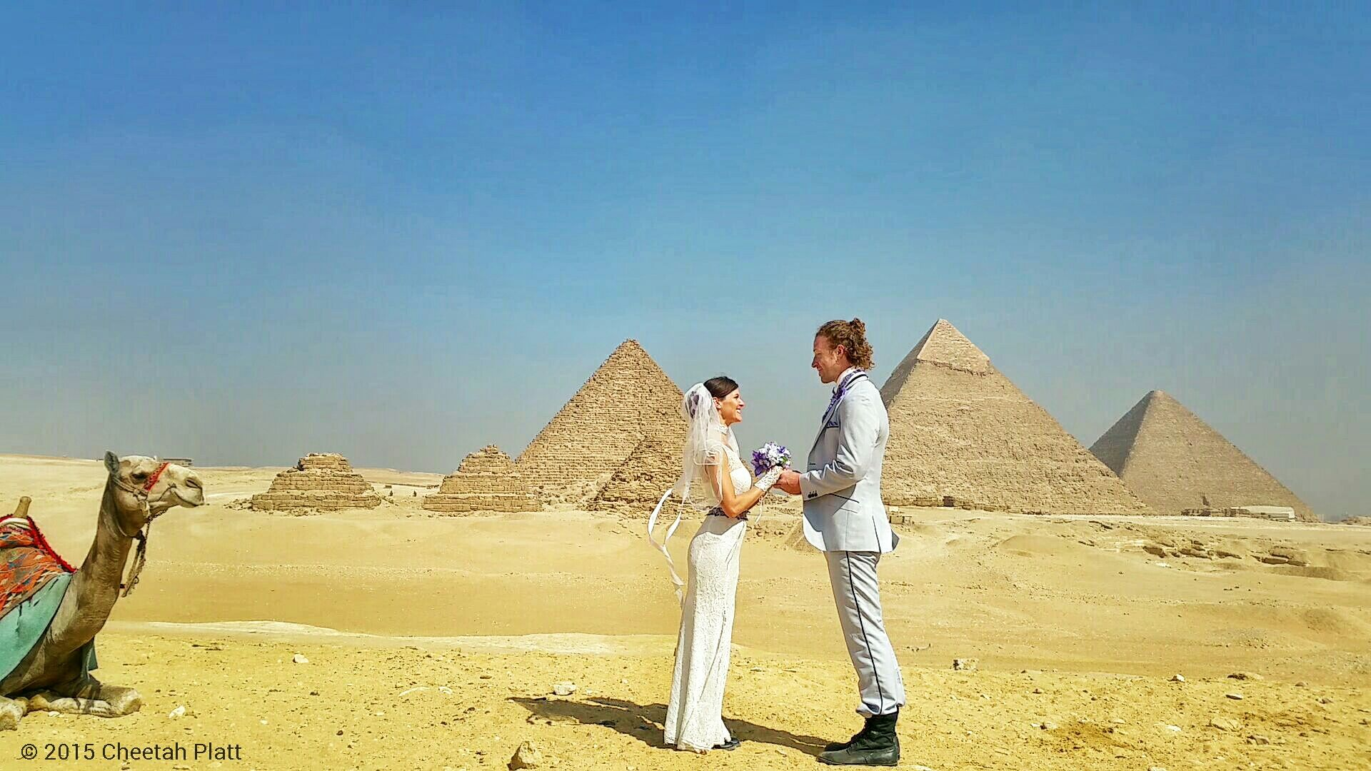 This Couple Is Getting Married 38 Times Around The World In 83