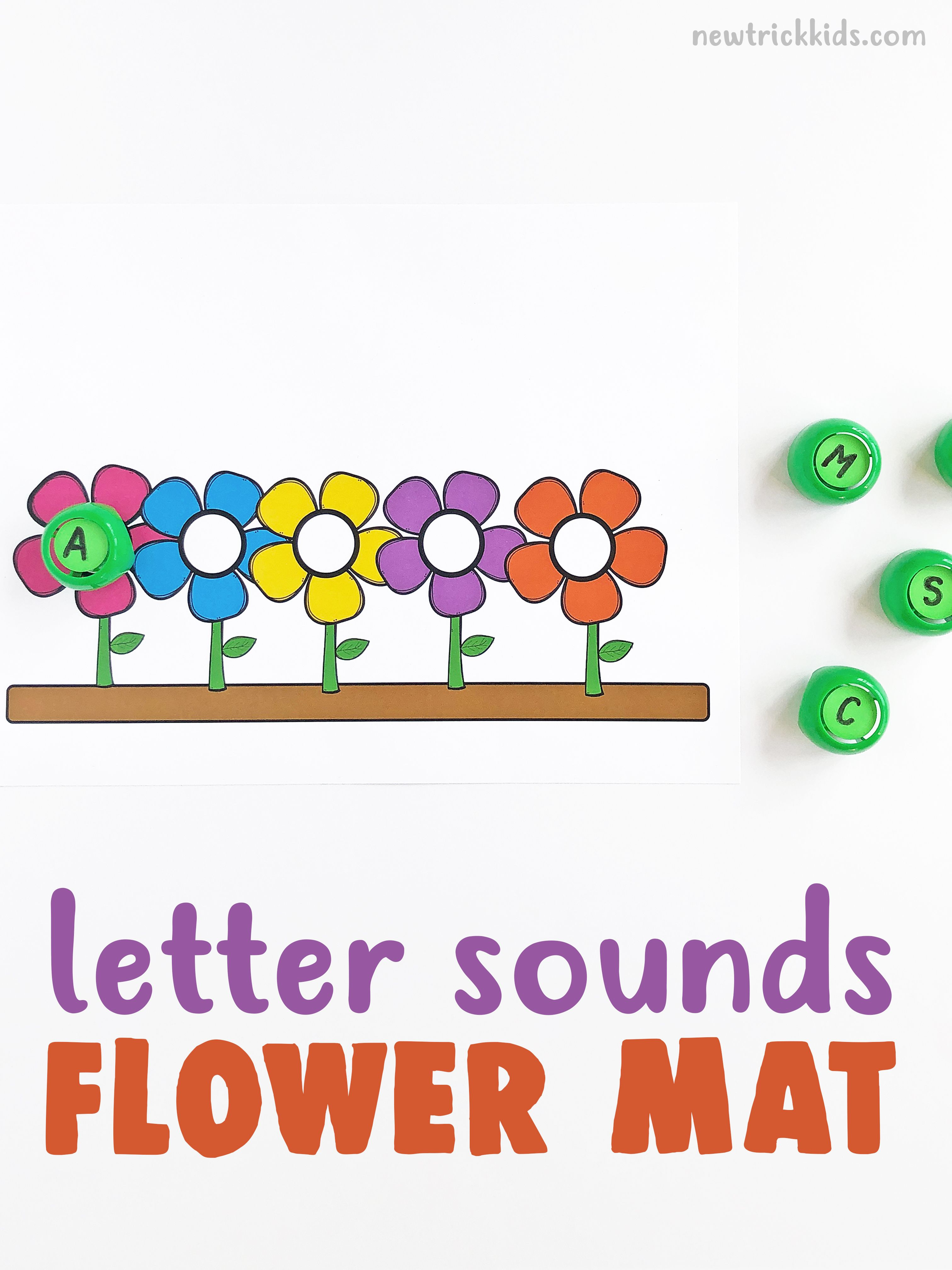 A Simple Way To Teach Letter Sounds And Identification