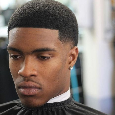 Afro Fade Haircut Afro fade Taper fade afro Low fade