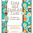 This colorful and fun guided reading unit for Frog and Toad All Year will help your students with using comprehension strategies for story elements...