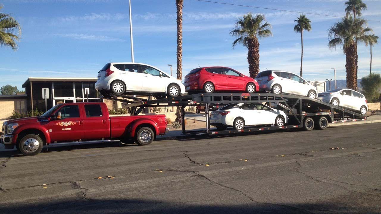 SunCountry Trailers - 4 Car Hauler Standard and Cu… - US Trailer ...