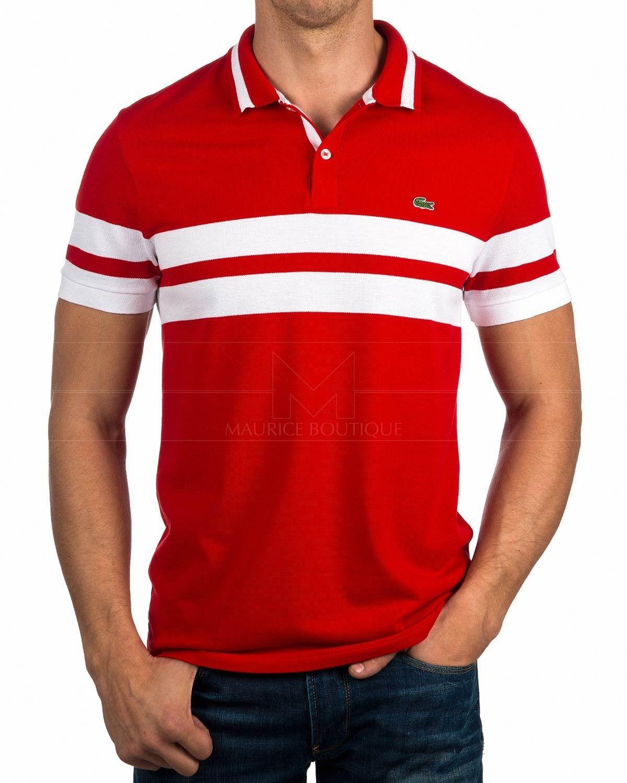 471533b806d Polo hombre Lacoste ® - Rouge