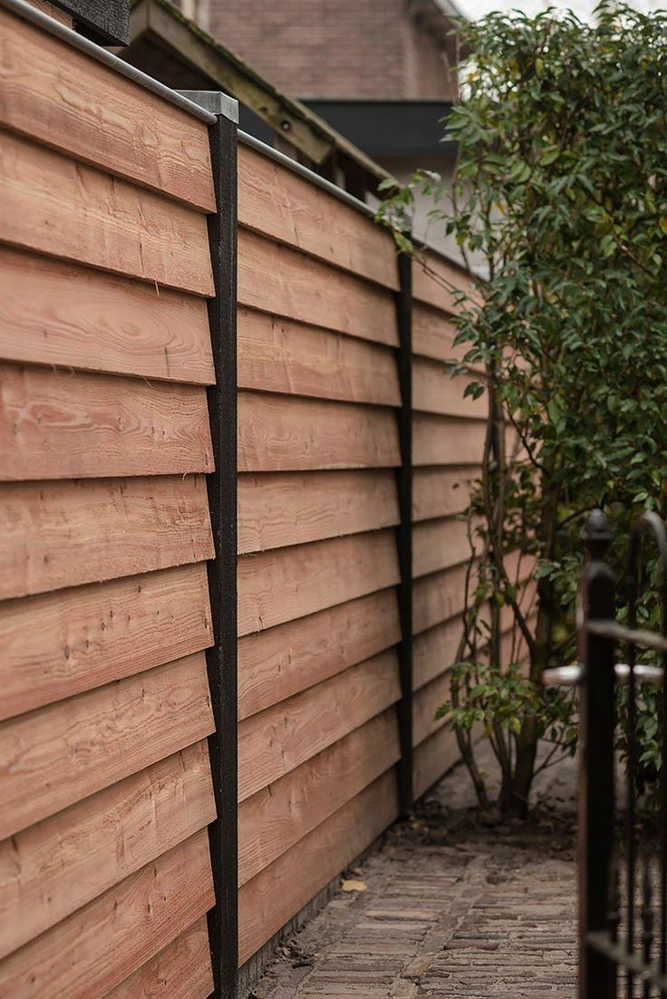 Modern Fence Ideas For Your Backyard In 2020 Backyard Fences