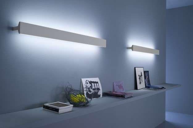 Applique da parete moderne nel arredamento wall light
