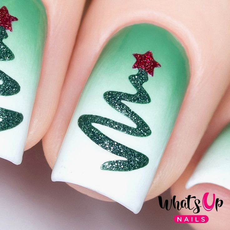 �So Awesome! #LastMinuteStylist �Most Fashionable Christmas Acrylic Nails Ideas�