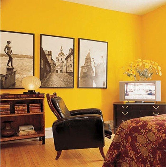 100 Interieur Ideen mit grellen Wandfarben! Sample resume