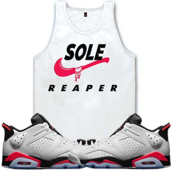 Sneaker Outfit for the Nike Air Jordan Retro 6 Low