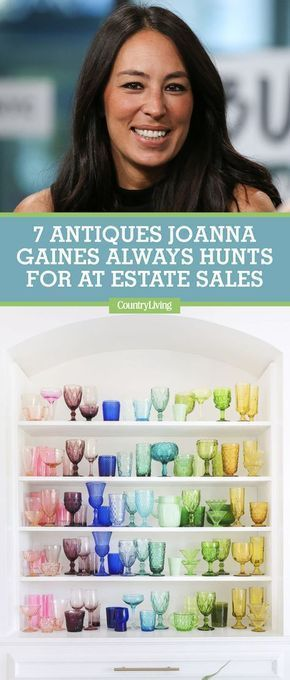 To help you infuse some of Joanna Gaines' signature style into your own home, we asked the designer to share her shopping list. Here are the six pieces Joanna always looks for when she's on the hunt—plus Chip's favorite find. #fixerupper #joannagaines #HGTV #chipandjoannagaines