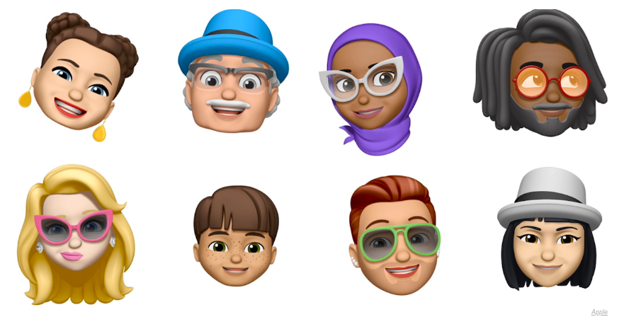Memoji Is Coming And It Wants To Make Your Face Into An Emoji Emoji How To Make Shorts Ios
