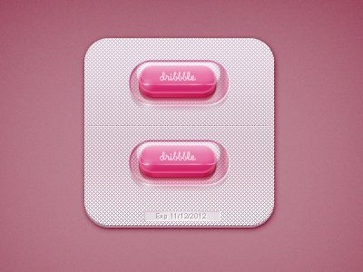 Dribbble_pill youtube downloader  If you like UX, design, or design