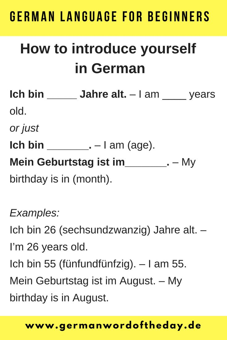 Learn German Language: Complete German Course - Beginners ...