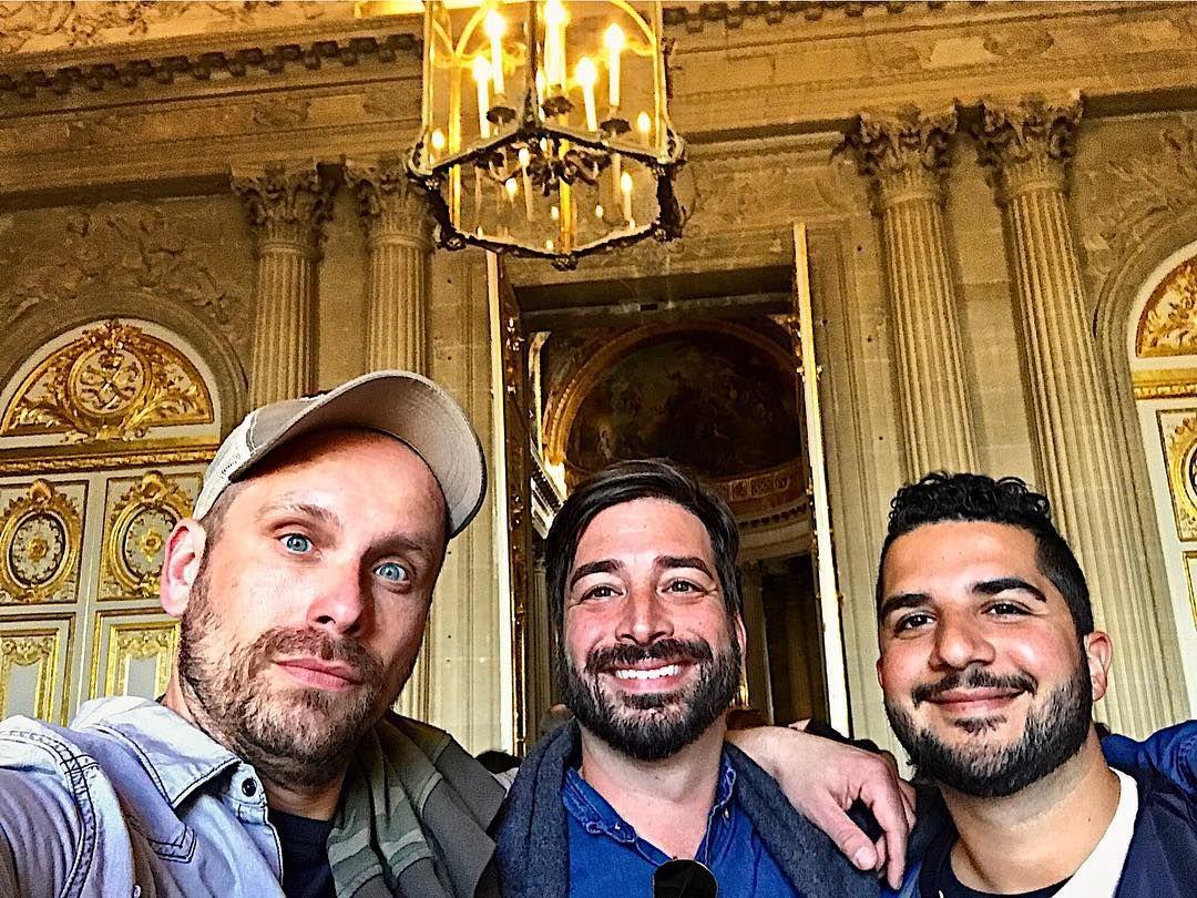 rencontre gay paris 1 à Versailles