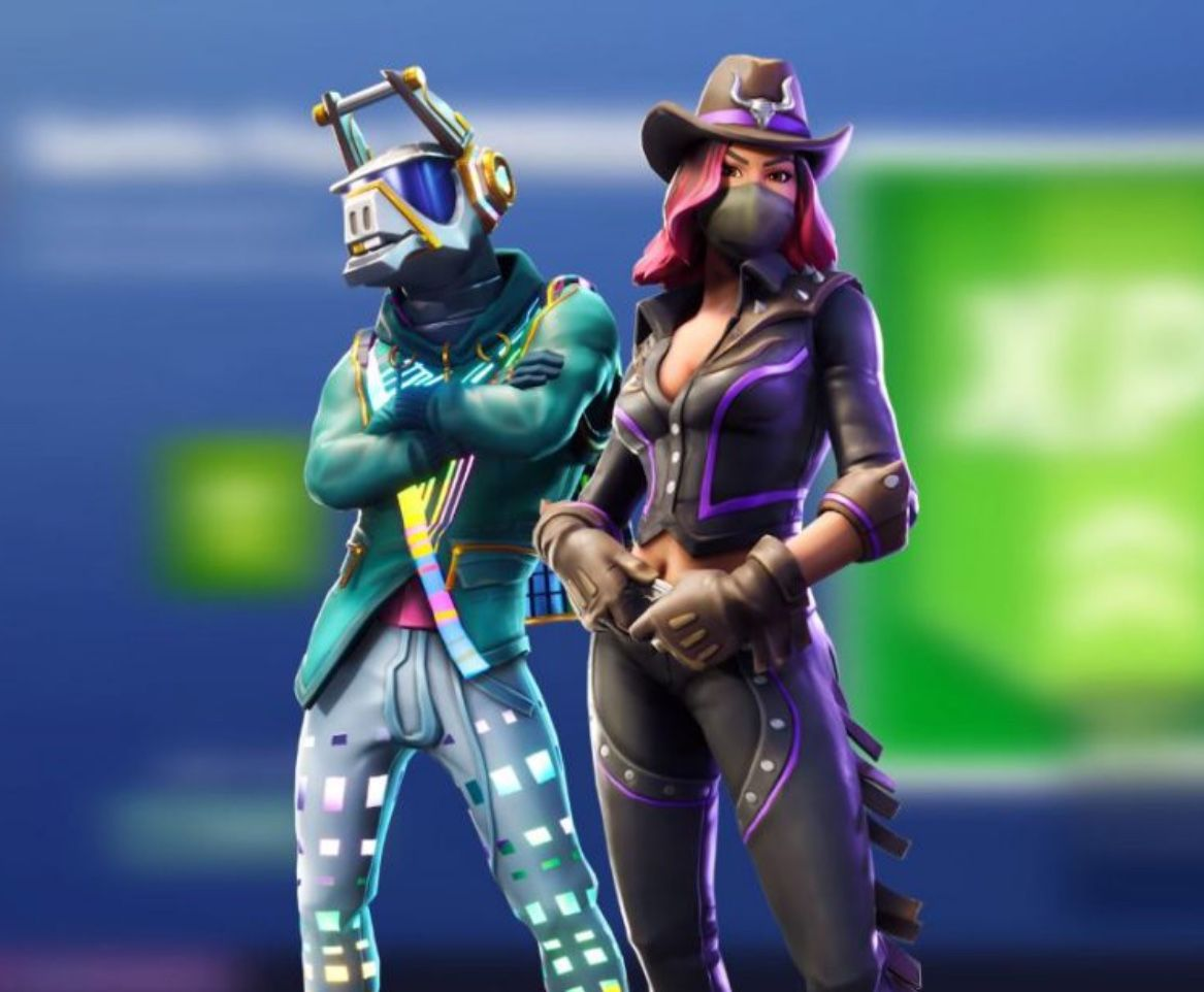 Dj Yonder Calamity With Images Fortnite