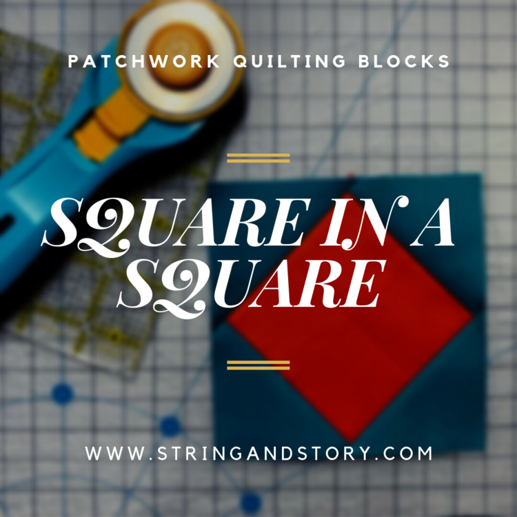 How To Make Square In A Square Blocks