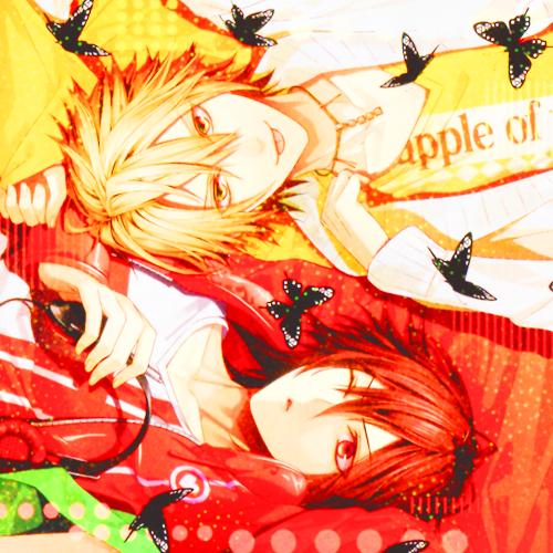 Imagen de anime, toma, and shin