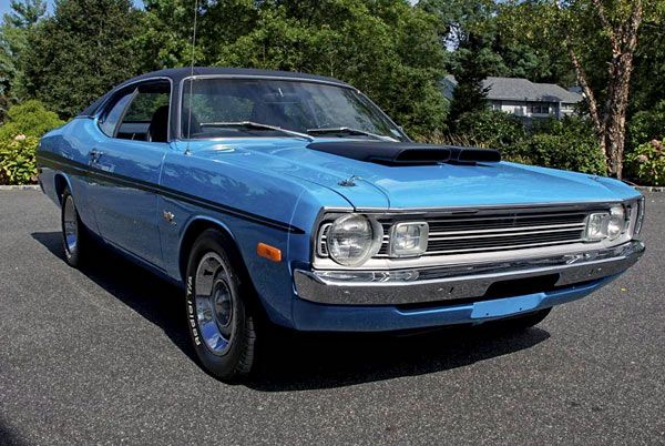 1972 Dodge Dart Demon Fastback Coupe Click to Find out more - http://fastmusclecar.com/1972-dodge-dart-demon-fastback-coupe/ COMMENT.