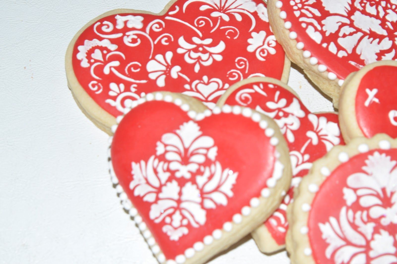 valentines day cookies - Google Search