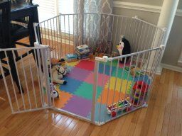 rabbit gates