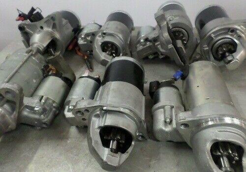"Chevy SBC 350 BBC 454 10/"" 153T 11/"" 168T Straight Tilton 4Hp Starter Motor Zinc"