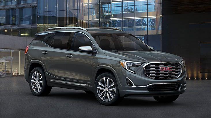 2018 Terrain: Small SUV | GMC | The Most Expensive ...