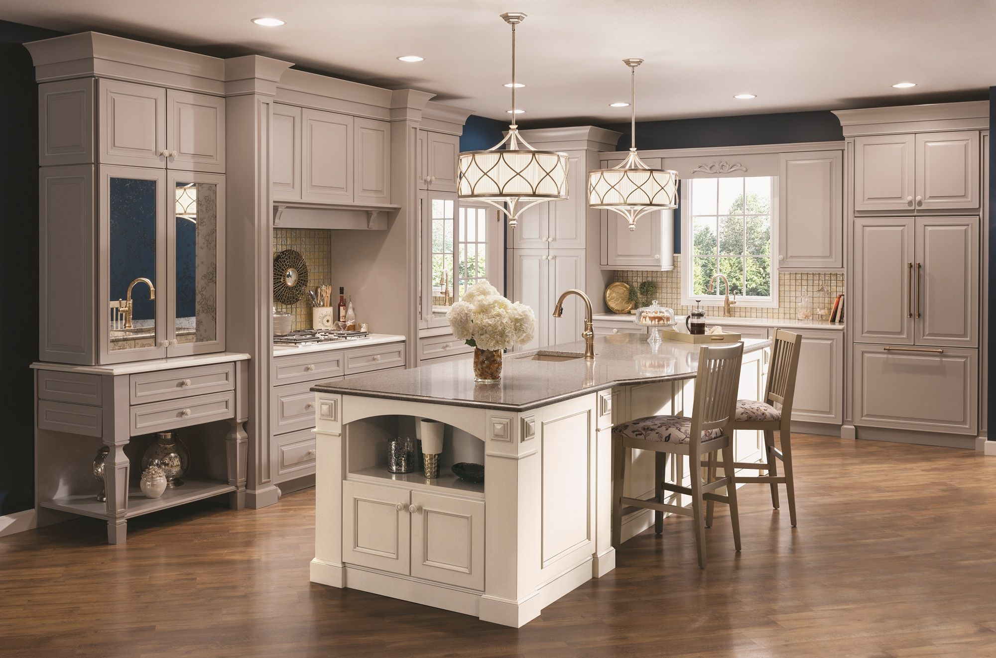 Kraftmaid cabinetry Special Order Templeton Cherry Vintage