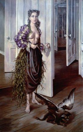 Cumpleaños, Dorothea Tanning, 1942
