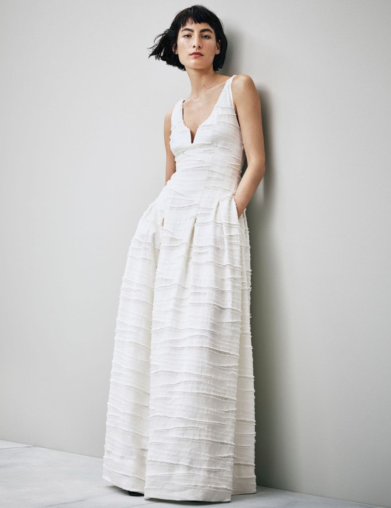 Check Out H&M\'s New Wedding Dress Collection | Affordable wedding ...