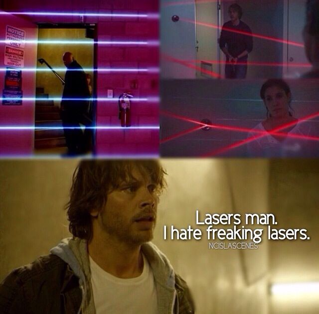Just watched the first episode with Deeks, him and Kensi we amazing even then