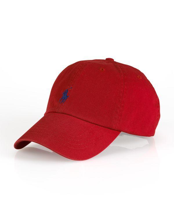 Polo Ralph Lauren Signature Pony Hat  93cb33e9c3e