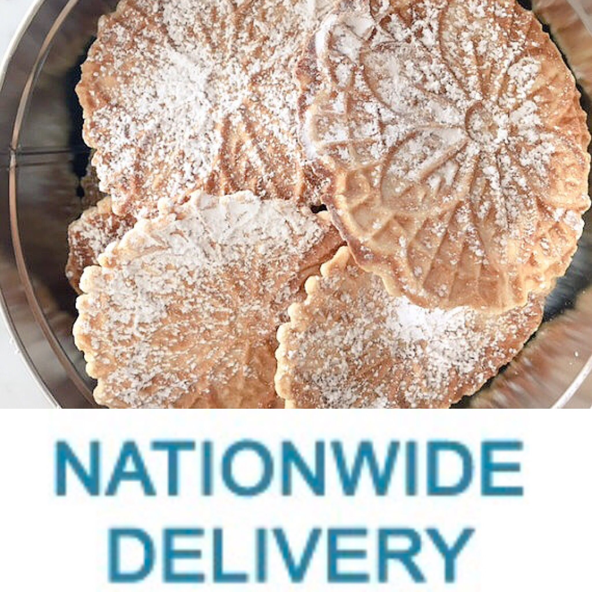 Pizzelles sugar free or sugar added desserts sweets pastries pizzelles sugar free or sugar added negle Gallery