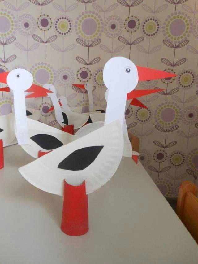 animals paper crafts (3) | funnycrafts | Paper plate craft ...