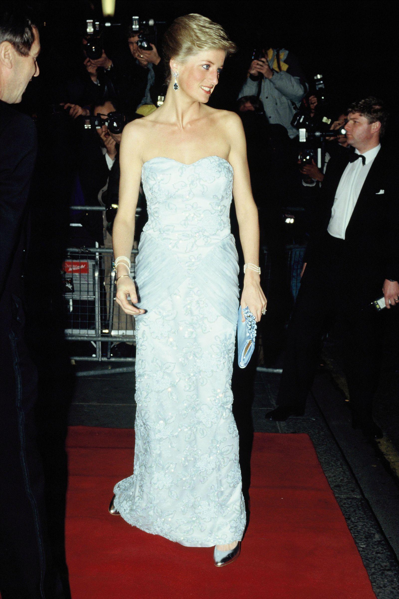 Princess Diana's 50 Most Iconic Fashion Moments Princess