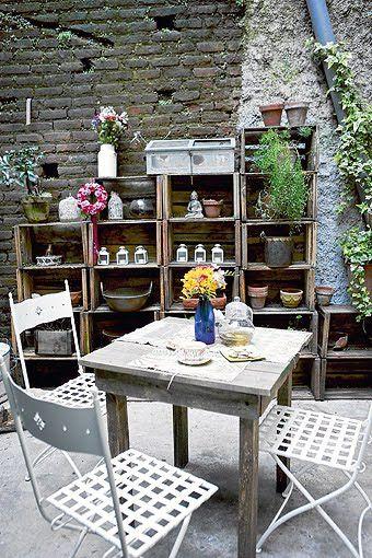 Café del Jardín.Valparaíso. | garden and outdoor | Pinterest ...