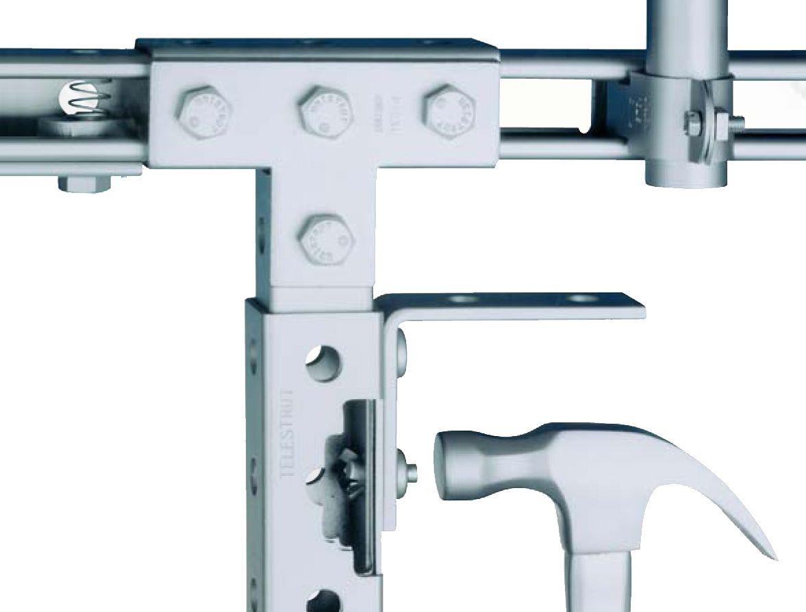 Unistrut Telestrut Telescopic Framing System   Eberl Iron