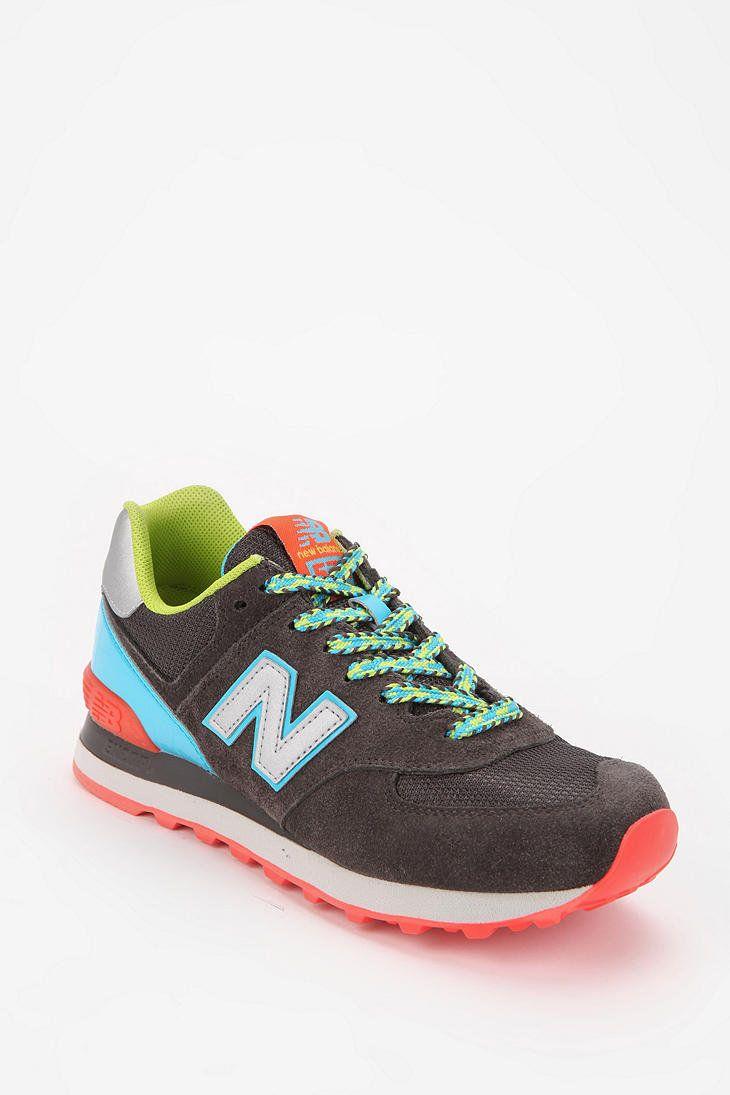 New Balance BFF Colorblock Running Sneaker on Wanelo ... cda62ec84d