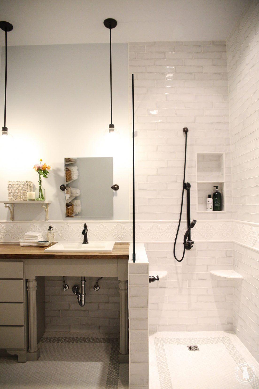 Barrier Free Bath Reveal Barrier Free Small Bathroom Remodel