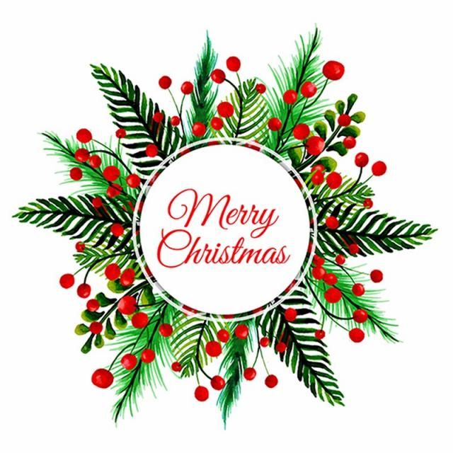 Watercolor Christmas Christmas Merry Xmas Png And Vector With Transparent Background For Free Download Christmas Watercolor Merry Christmas Card Design Christmas Card Design