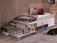 Beds, lego furniture