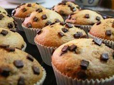 Grundrezept Muffins – Rezept mit Bild  – Schokomuffins