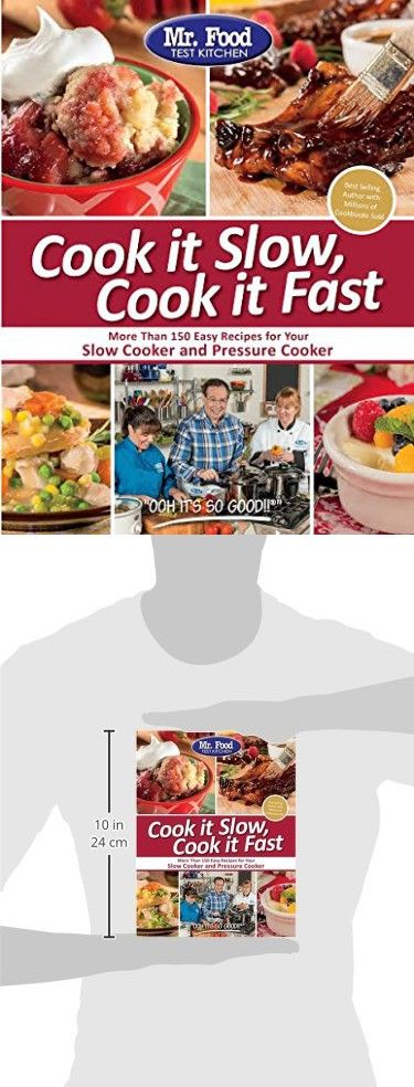 Mr food test kitchen cook it slow cook it fast more than 150 easy mr food test kitchen cook it slow cook it fast more than 150 forumfinder Image collections