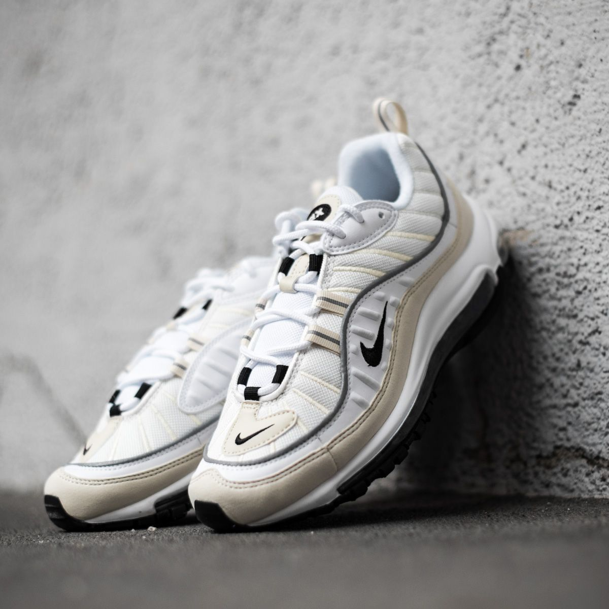 3a3c9153f0c Nike s Air Max 98 celebration continues with the  Seismic Velocity   colorway. In honor