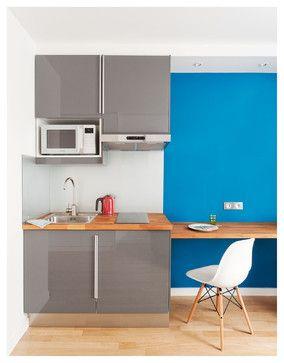 Renovation Studio 15m2 Cuisine Studio Cuisines Design