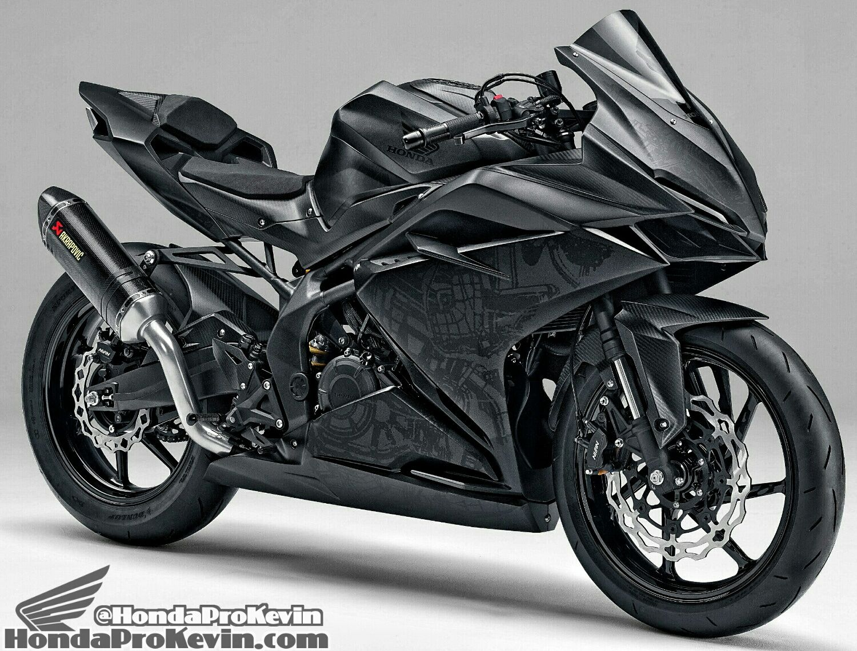 2016 Honda CBR Sportbike Motorcycle