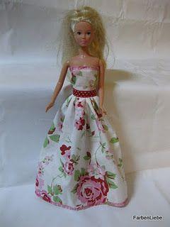 Barbie Kleider Nähen Nähen Pinterest Nähen Kleidung Nähen Und