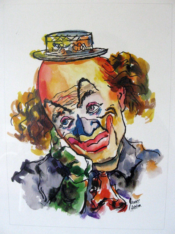 snls birthday clown sketch - 736×985