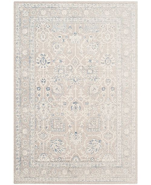 Patina Taupe 5'1 x 7'6 Area Rug #area51partyoutfit
